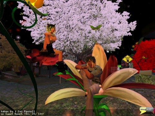 Neko Gardens With Bats