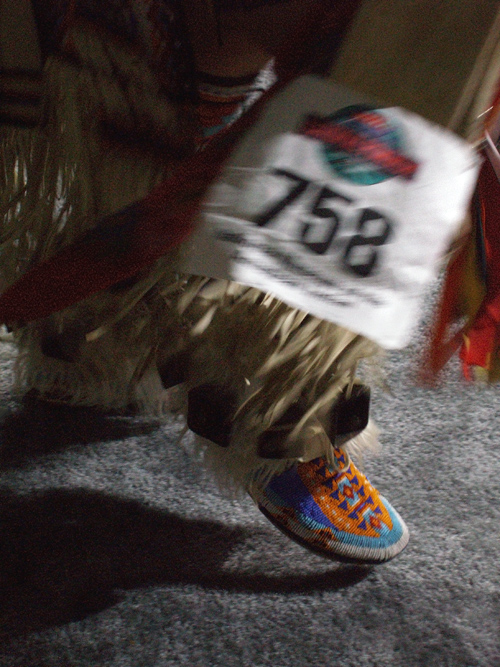 moccasin, National Powwow