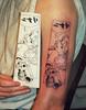 manga2 Tattoo Tattooed at The