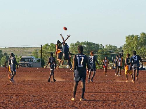 Desert Football S33388