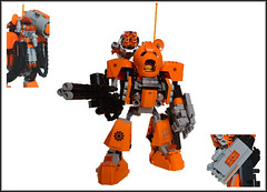Uplink Elite (_nash) Tags: lego mecha moc exo exoforce
