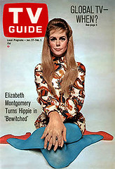 TV Guide January 27, 1968 (twitchery) Tags: halloween television tv 60s comedy witch magic 70s abc samantha witchcraft tabitha darrin supernatural sitcom bewitched endora sorcery erinmurphy elizabethmontgomery agnesmoorehead dickyork