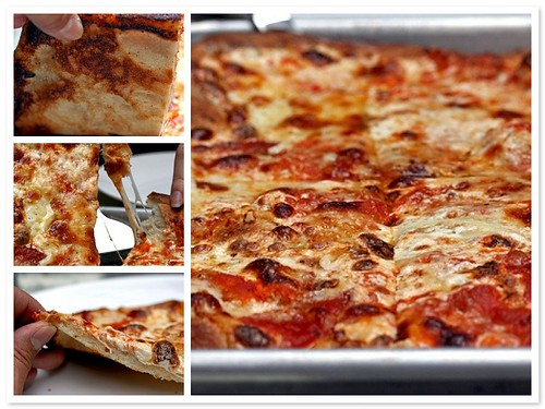 Old Fashioned Pizza pics