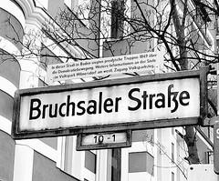 Bruchsaler Straße