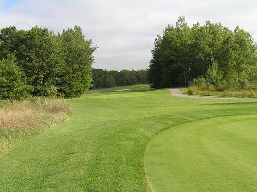 5th hole, Heathlands Golf Course, Onekama, Michigan