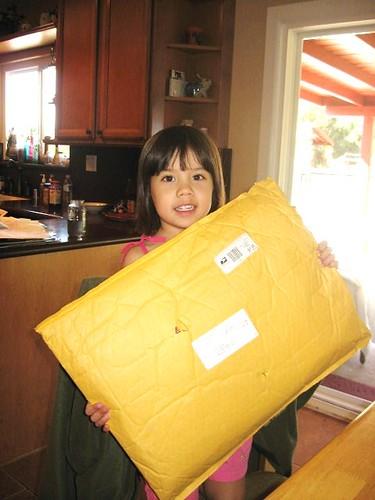 I got mail