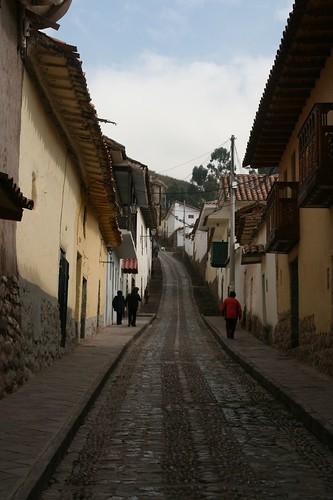 Pumacurco Street