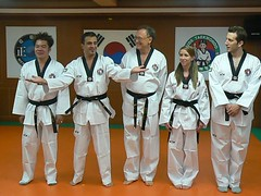 APPT Seoul: Black Belts for everyone!