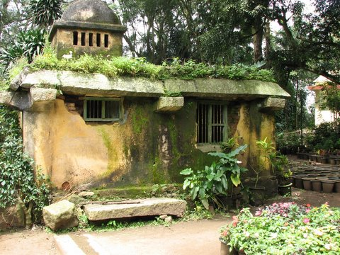 old building in the nursery area nandi hills 300907