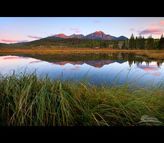 Jasper - Canada (Jesse Estes) Tags: canada reflection bravo jasper jesseestes jesseestesphotography