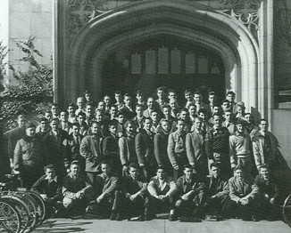 The first men at Vassar
