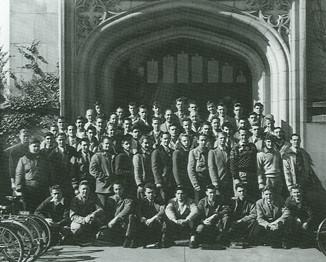 The first men at Vassar