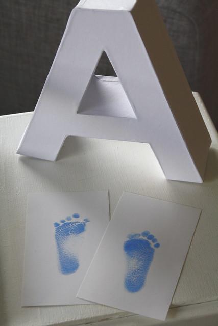 Almas fotspor