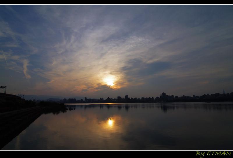 待日 0621 三重河濱