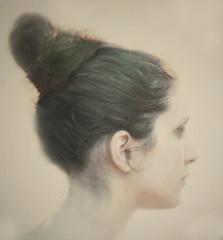 conic (hanna.bi) Tags: portrait woman face profile ferrara hannabi