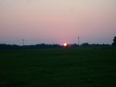 Robyn's Sunset (proudnamvet........Patriot Guard Riders) Tags: sunset sun oklahoma daughter mad