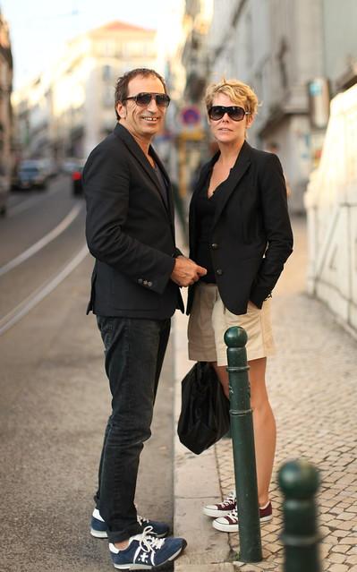 Frédéric & Stacey