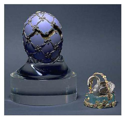 012-Huevo del cisne 1906-Faberge