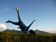equilibri precari (bibbrina68) Tags: matteo gioco tuscolo atestaingiù