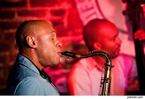 Joshua Redman @ Blues Alley