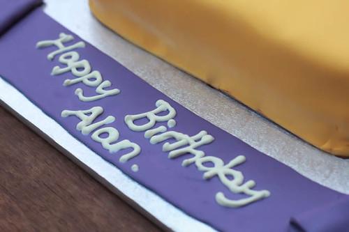 LA Lakers Cake-4