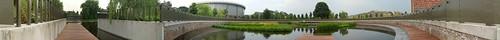 Westerpark panorama