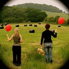 The red balloon diaries *4 (cattycamehome) Tags: uk girls red summer portrait england black colour green field june tag3 taggedout standing writing landscape countryside women bravo tag2 tag1 view teddy bright quote derbyshire © watching balloon dream surreal dreaming dreams vista hay eco umberto scripture diaries catherineingram supershot june2007 abigfave cattycamehome allrightsreserved© redballoondiaries haybailing umbertoecco
