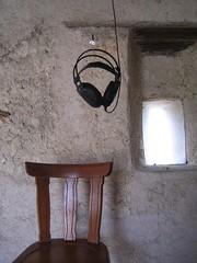 set fotografico Portobeseno : installazioni sonore