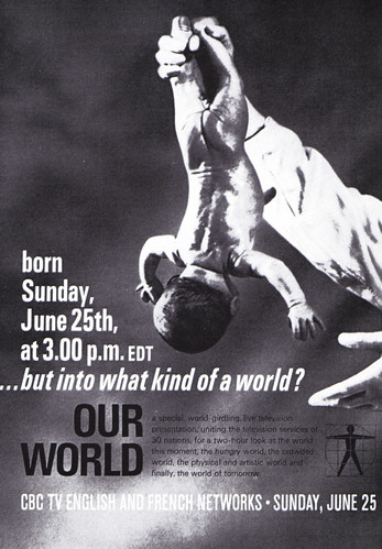 Vintage Ad #260: Our World