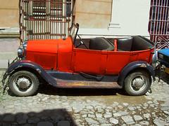 Ford #1 (picture_addicted) Tags: 2005 ford car vintage d50 nikon cuba trinidad kuba pictureaddicted