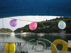 40th Birthday,  Lakka, Paxos