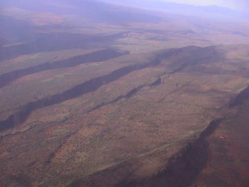 Mara Plains Aeriel View