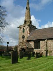 St Editha Church Eaton