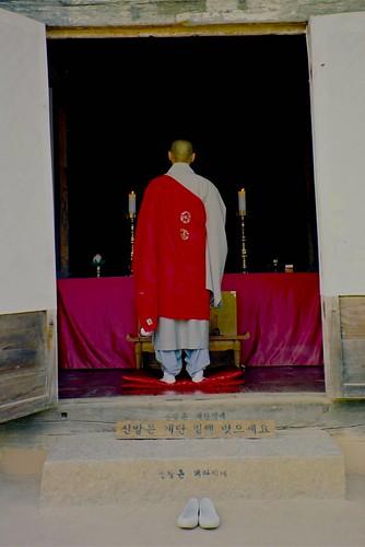 Monk 스님
