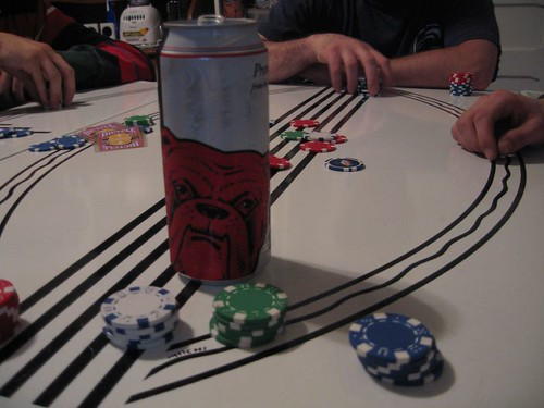 Red dog and poker