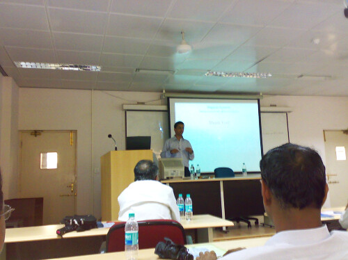 MPLS Training sessions at MTNL