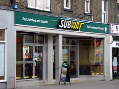 Picture of Subway, Mill Road