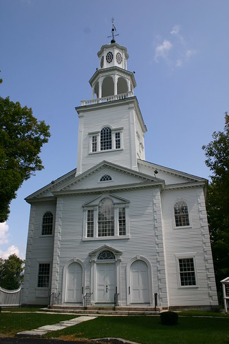 White Puritan Church