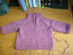 Child's Placket Neck 001