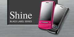 LG Electronics introduceert LG Shine in kleuren Pink en Titan Black