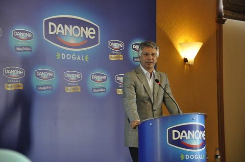 Danone Doğal Basın Toplantısı