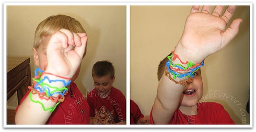 Modeling their Character Bandz
