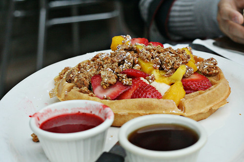 waffle again!