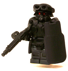 Weird War II Juggernaut (*Nobodycares*) Tags: amazing lego awesome wwii worldwarii hazel ww2 guns shield juggernaut brickarms brickforge minifigcat weirdwarii