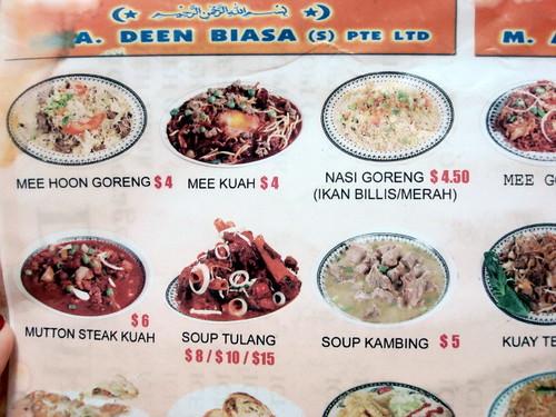 Ma Deen Biasa Pte Ltd - sup tulang merah singapore  (4)