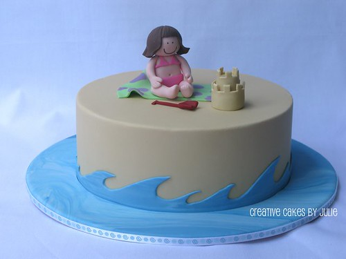 Summer Fun Cake