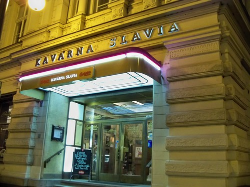 Thumbnail from Café Slavia
