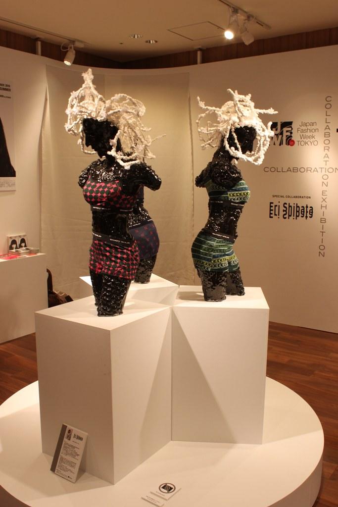 """Naoshi Sawayanagi Collection """"Japan Fashion Week in TOKYO 2010″ (3)"""