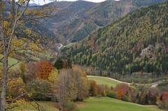 Annabergi sügisvärvid (anuwintschalek) Tags: autumn mountain berg landscape austria evening abend october herbst autumncolours valley niederösterreich org 2010 annaberg sügis herbstfarben õhtu 18200vr mägi nikond90 vanagram sügisvärvid