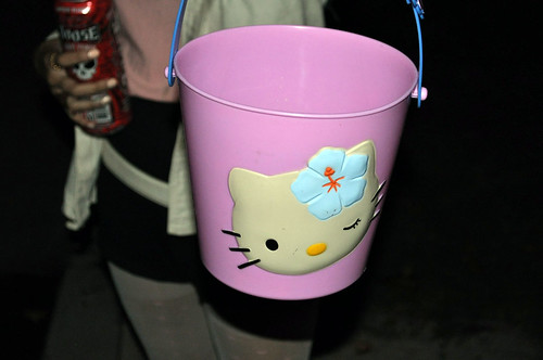 My bucket